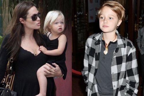 Con gái Angelina Jolie truyền cảm hứng cho cộng đồng LGBT ở Hollywood