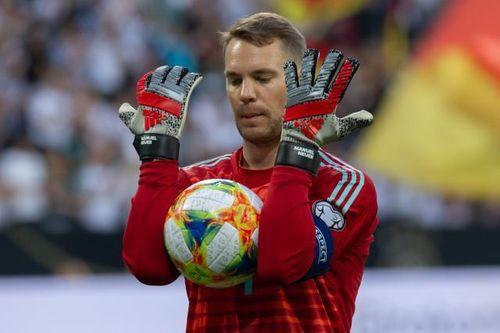 Manuel Neuer tiếp tục là thủ môn số 1 ĐT Đức