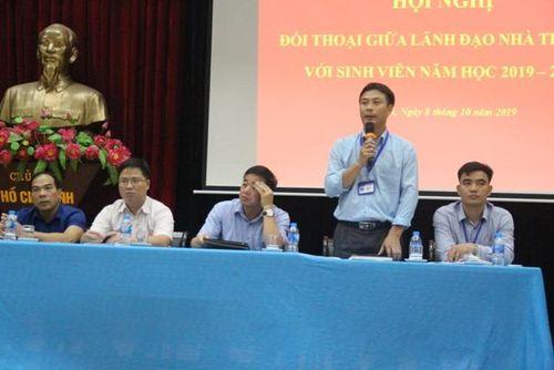 Trường ĐHSP TDTT Hà Nội: Đối thoại để lắng nghe và thấu hiểu sinh viên