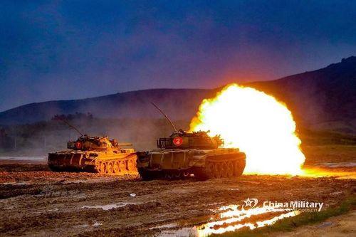 Nga dè chừng phiên bản xe tăng mạnh nhất từ tăng T-54 do Trung Quốc phát triển