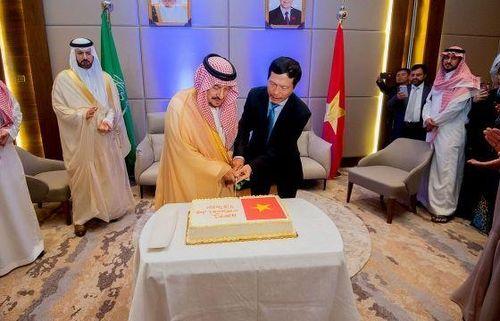 20 năm quan hệ Việt Nam-Saudi Arabia: Hướng tới phát triển thực chất, đi vào chiều sâu