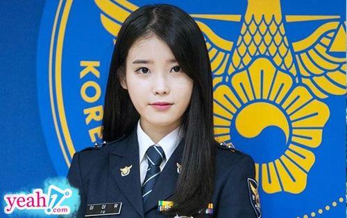 IU được bổ nhiệm làm trung sĩ danh dự của cơ quan cảnh sát quốc gia Hàn Quốc
