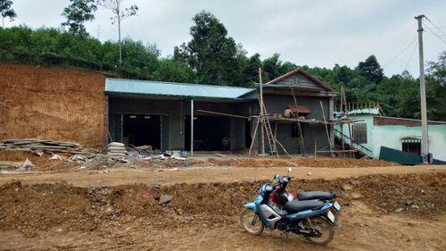 Trấn Yên, Yên Bái: Nhiều công trình xây dựng của cán bộ địa phương vi phạm trật tự xây dựng