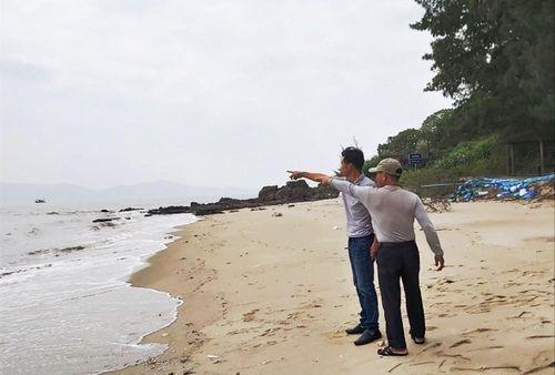Gần 1000 người dân phản đối khai thác cồn cát biển