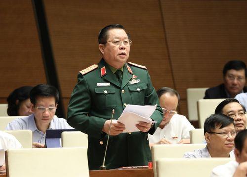 'Độc lập, chủ quyền toàn vẹn lãnh thổ là không thể nhân nhượng'