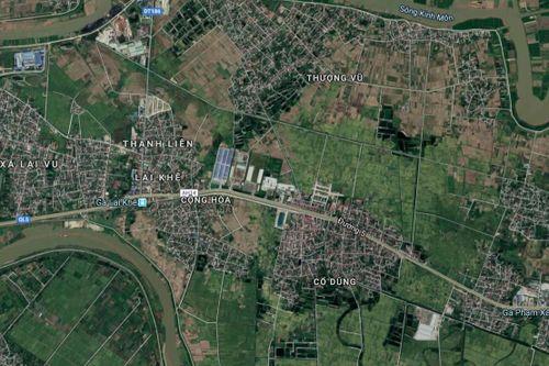 Sơ tuyển lại nhà đầu tư khu dân cư tại huyện Kim Thành (Hải Dương)