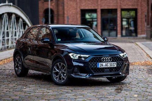 Chi tiết xe crossover Audi động cơ tăng áp, giá hơn 660 triệu đồng