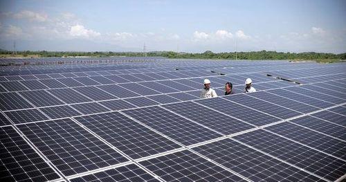Giải phóng công suất dự án điện mặt trời