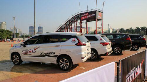 Giá xe Mitsubishi cập nhật mới nhất tháng 11, có mẫu khuyến mại cả trăm triệu