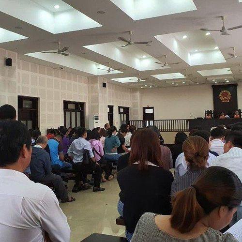 Vụ 1.000 người đòi sổ đỏ: Nguyên đơn Bách Đạt An không đến tòa