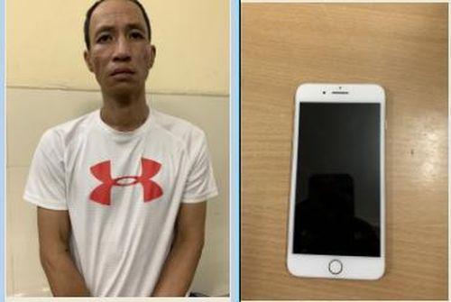 Bắt giữ đối tượng 'hai ngón' khi trộm iPhone trong bệnh viện ở Hải Phòng