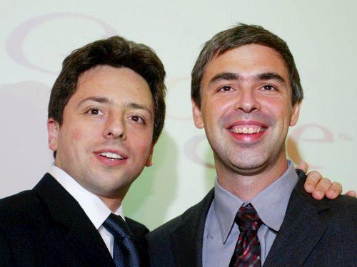Hai nhà sáng lập Google đồng loạt từ chức Chủ tịch, Tổng Giám đốc