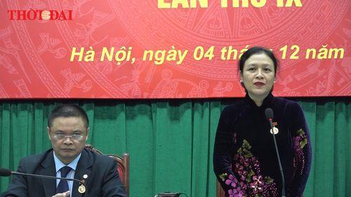 Thống nhất các nội dung tại Đại hội đại biểu toàn quốc VUFO lần thứ VI