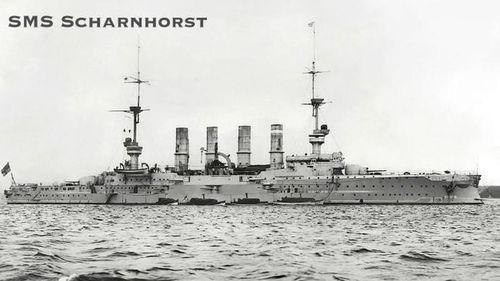 Bí mật bất ngờ về tàu chiến nổi tiếng thời Thế chiến 1