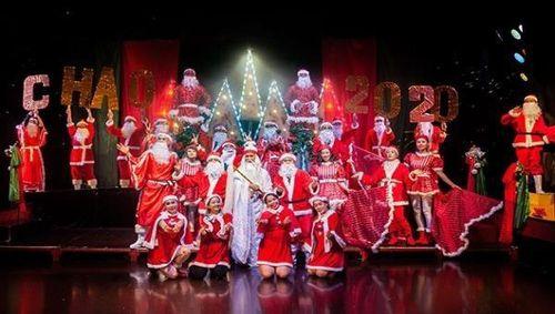 Ra mắt 2 chương trình múa rối nhân dịp Noel và chào đón năm 2020