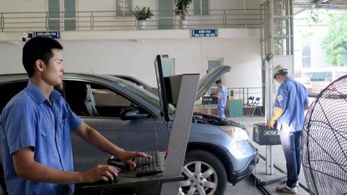 Trung tâm đăng kiểm có làm được đào tạo, sát hạch lái xe?