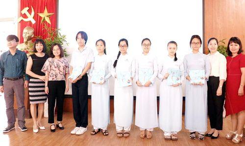 Gặp mặt 61 học sinh thi chọn Học sinh giỏi Quốc gia THPT năm 2019-2020