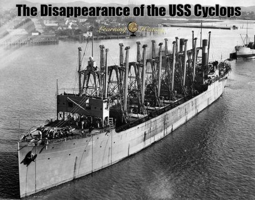 Kinh hoàng 300 thủy thủ bỗng dưng bốc hơi ở Tam giác quỷ Bermuda