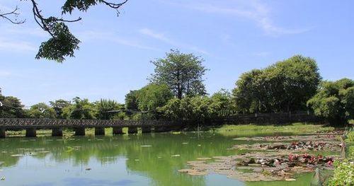 Di tích hồ Tịnh Tâm sẽ được chỉnh trang để phục vụ Festival Huế