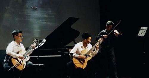 Nghe những bản nhạc cổ điển nổi tiếng qua hòa nhạc 'Malavita'