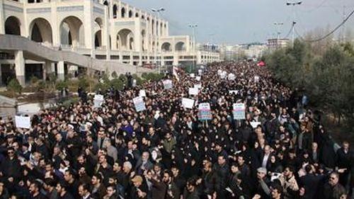 Iraq lên án vụ Mỹ không kích sát hại tướng Iran