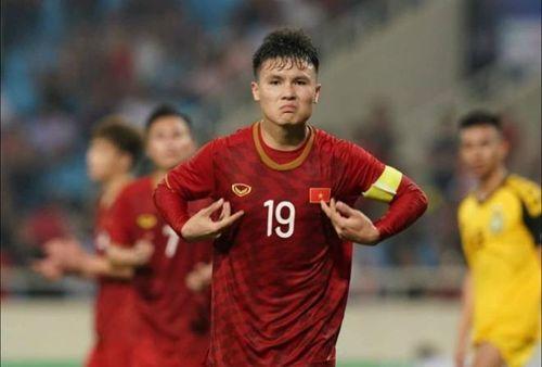 Báo châu Á chọn Công Vinh, Trọng Hoàng, Quang Hải vào đội hình xuất sắc nhất ĐNA