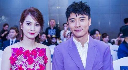 Hồng Hân và Trương Đan Phong sánh đôi sau bê bối ngoại tình