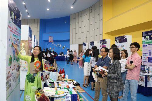 Quảng Trị: Một giáo viên đạt giải ba tại diễn đàn giáo dục sáng tạo Việt Nam