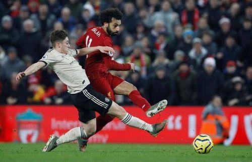 Liverpool thắng đẹp Man United 2-0