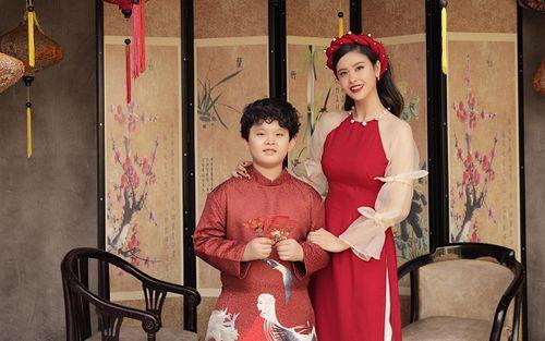 Trương Quỳnh Anh bật mí kế hoạch ăn Tết lớn cùng con trai Sushi và gia đình