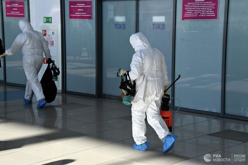 Nga phát hiện hai trường hợp đầu tiên nhiễm virus corona mới