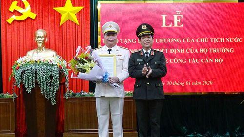 Đại tá Nguyễn Hồng Nhật giữ chức Giám đốc Công an tỉnh Kon Tum.