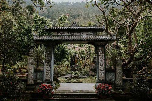 Huyền Không Sơn Thượng, ngôi chùa đặc biệt ở xứ Huế thân thương