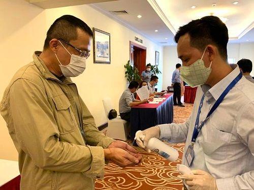 TP Hồ Chí Minh: Doanh nghiệp đông lao động áp dụng các biện pháp phòng dịch do virus Corona
