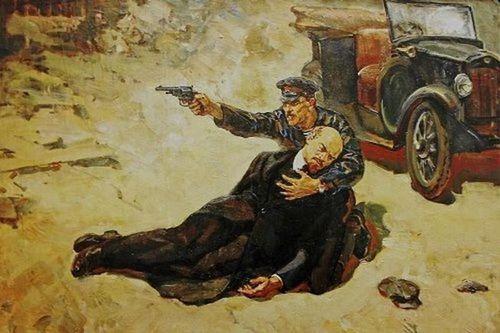 Giải mã vụ ám sát Lenin năm 1918 chấn động nước Nga