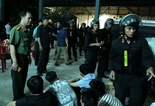 Giám đốc Công an tỉnh Quảng Bình chỉ đạo triệt phá nhiều băng nhóm tội phạm 'cộm cán'
