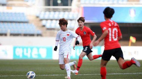 Video bàn thắng nữ Việt Nam 0-3 nữ Hàn Quốc