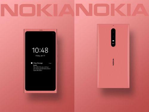 Lộ diện Nokia N9 2020 - Thiết kế siêu xinh