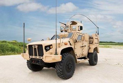Mỹ cung cấp xe chiến thuật cho Slovenia, Lithuania