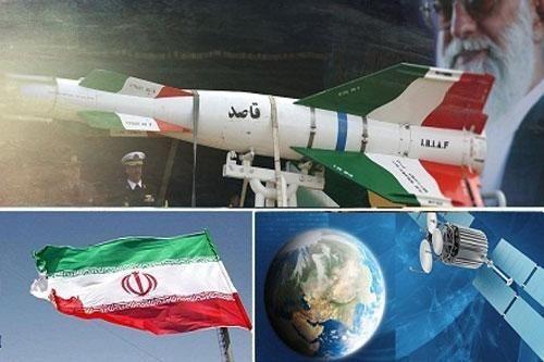 Vì sao Mỹ sợ tên lửa đẩy Iran mang nhiều vệ tinh?