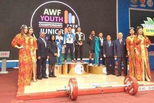Đoàn Việt Nam gây ấn tượng tại Giải vô địch cử tạ trẻ châu Á