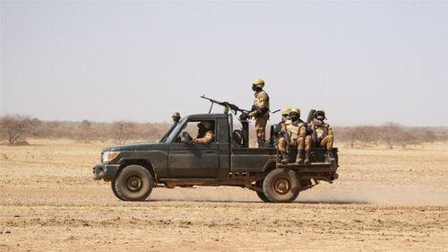 Tấn công vào nhà thờ ở Burkina Faso, ít nhất 24 người thiệt mạng