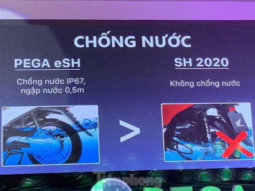 Vụ Pega lấy xe Honda so sánh: Pega có thể đối mặt mức phạt nặng