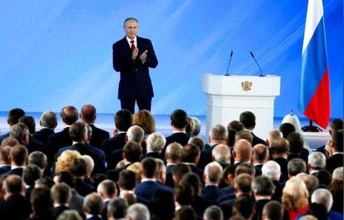 Nga xem xét miễn trừ truy tố hình sự với các cựu tổng thống