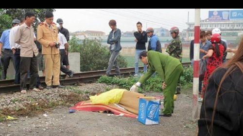 Xót cảnh người đàn ông chăn trâu không may bị tàu đâm tử vong ở Quảng Trị