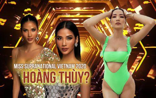 Hoàng Thùy được mời thi Miss Supranational 2020: Fan quốc tế bất ngờ, fan Việt ủng hộ mạnh mẽ