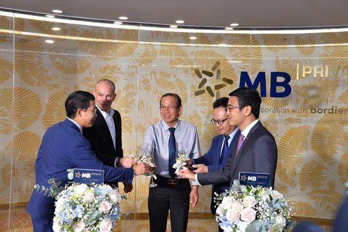 MB Private - cái bắt tay của hai ông lớn ngành ngân hàng