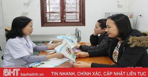 Không chờ 'trên cho', người dân Hà Tĩnh chủ động thực hiện các biện pháp KHHGĐ