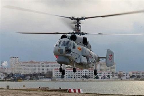 Việt Nam tự chủ khôi phục tính năng trực thăng Ka-28