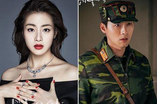 Vẻ đẹp nóng bỏng của Kang Sora trước tin đồn tái hợp 'tình cũ' Hyun Bin